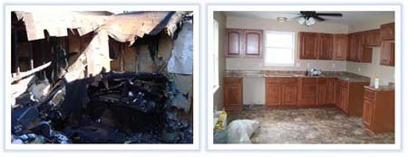 Devastating Home Fire - Outstanding Recovery! - Portfolio - M.J. White & Son, Inc. - mjwhite_16