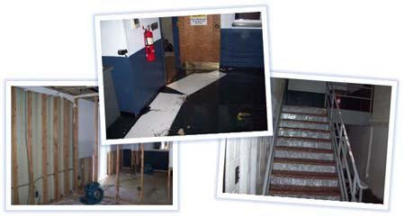 Expert Water Damage Cleanup Services Near Southfield MI - M.J. White & Son, Inc. - mjwhite_31a
