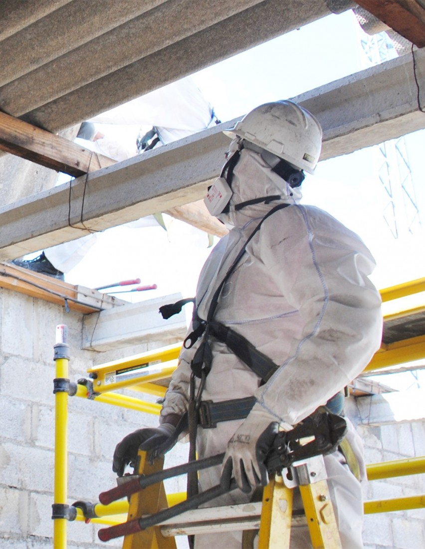 Lead and Asbestos Abatement & Testing: Novi, MI | MJ White and Son - 321