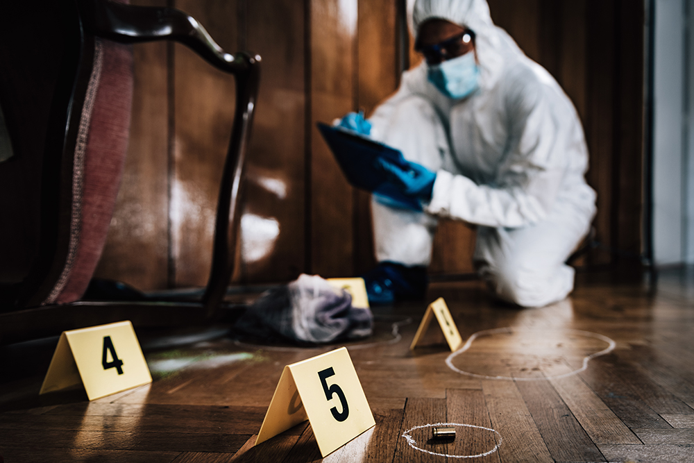 Suicide, Trauma & Crime Scene Decontamination: Novi, MI | MJ White & Son - AdobeStock_243452644