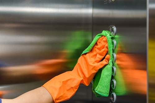 Disinfecting & Decontamination - MJ White & Son - COVID_CLEANING