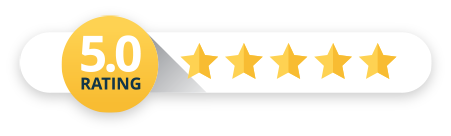 MJ White & Son Client Testimonials - five-star-rating